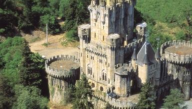 Castillo de Butron.